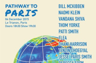 Thom Yorke To Appear At Paris Climate Change Concert