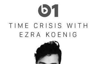 Stream The First Episode Of <em>Time Crisis With Ezra Koenig</em>, Featuring Mark Ronson And Rashida Jones