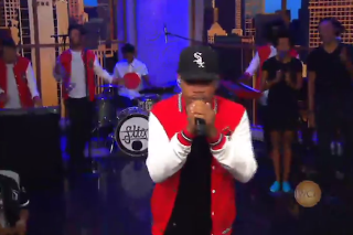 Chance The Rapper Teases Kanye Collab, Performs &#8220;Sunday Candy&#8221; And &#8220;Paranoia&#8221; On <em>Windy City Live</em>
