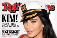 Kim Kardashian Sinead O'Connor Rolling Stone