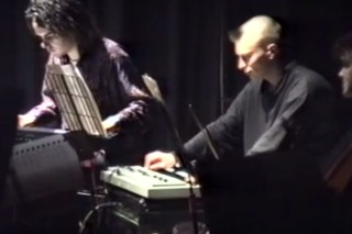 Watch A Young Thom Yorke Play Experimental Music In College