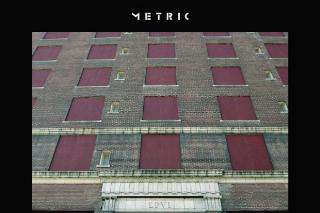 "Metric – ""Too Bad, So Sad"""
