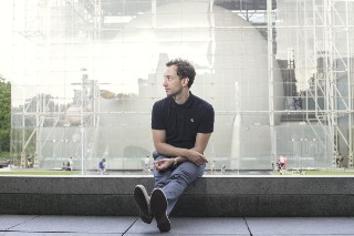 A Day At The Museum With Albert Hammond Jr.