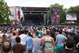 5 Memorable Moments From Pitchfork Fest 2015 Friday