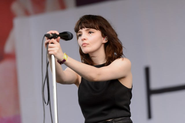 Chvrches Hold Down The Cut Copy Spot