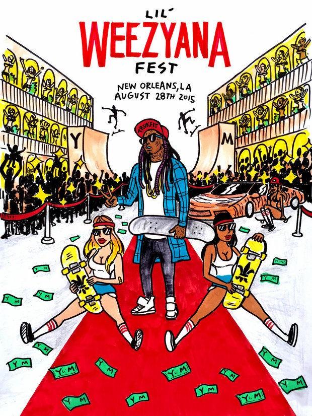 Lil Weezyana Fest