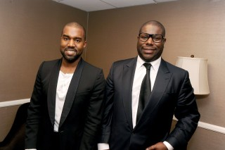 """Kanye West To Premiere Steve McQueen-Directed """"All Day/I Feel Like That"""" Video Saturday In L.A."""