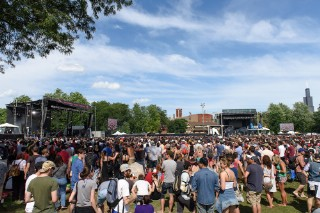 6 Memorable Moments From Pitchfork Fest 2015 Sunday