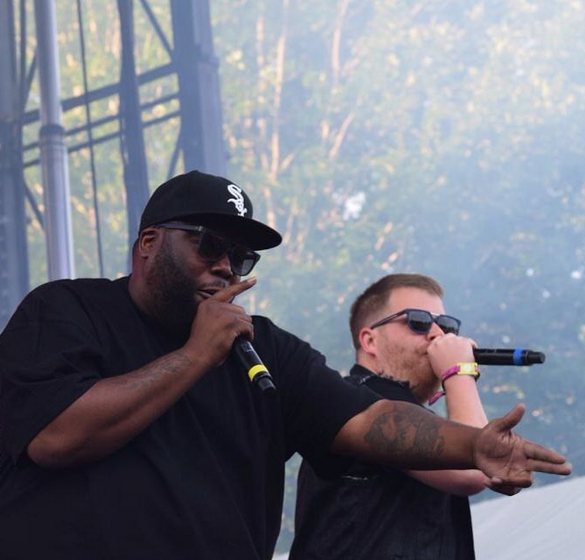 Run The Jewels Slam Their Collective Fist Through Our Collective Face