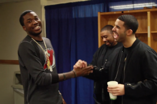 Meek Mill Unleashes Epic Twitter Tirade About Drake Not Writing His Own Raps