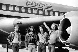 """Stream A Previously Unreleased Rough Mix Of Led Zeppelin's """"When the Levee Breaks"""""""