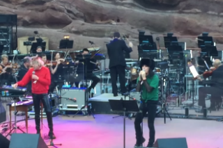 Watch Ariel Pink's Full Set With The Colorado Symphony Last Night