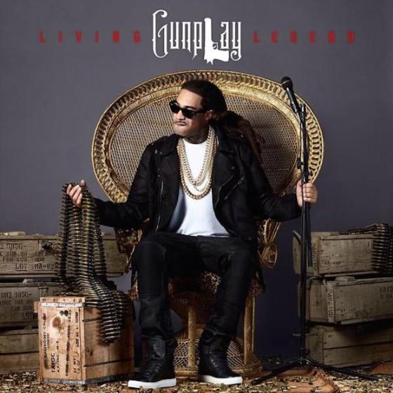 Gunplay - Living Legend