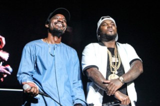 Watch Jeezy Bring Out Andre 3000, Kanye West, Usher, T.I., Bun B At <em>Thug Motivation 101</em> Anniversary Show