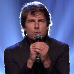 Tom Cruise Lip Syncs The Weeknd's