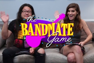 Watch Best Coast Play &#8220;The Bandmate Game&#8221; For <em>James Corden</em>