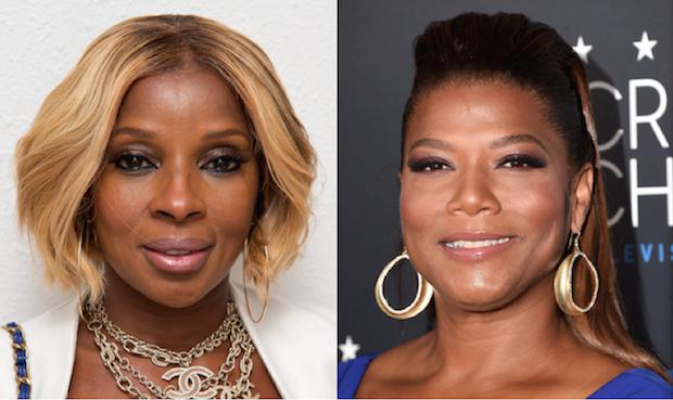 Mary J. Blige, Queen Latifah Join NBC's <em>The Wiz Live!</em>