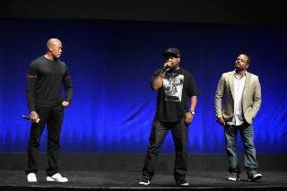 Ice Cube Says Dr. Dre&#8217;s <em>Straight Outta Compton</em> Soundtrack Is Coming This Week, Is Basically A New Dre Album