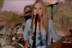 Watch Meryl Streep Sing A Jenny Lewis &#038; Johnathan Rice Song From <em>Ricki And The Flash</em>
