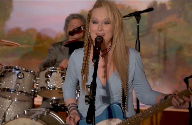 Watch Meryl Streep Sing A Jenny Lewis & Johnathan Rice Song From Ricki And The Flash