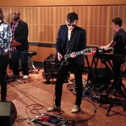 Watch Mark Ronson Cover QOTSA With Kevin Parker
