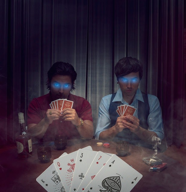 Spoon Are Selling <em>They Want My Soul</em>-Themed Playing Cards