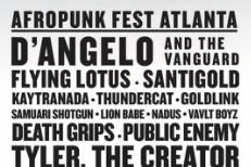 AFROPUNK Festival Atlanta Lineup