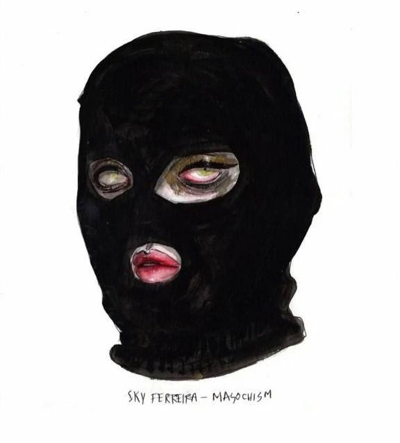Sky Ferreira Reveals New Masochism Visuals