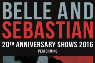 Belle & Sebastian Announce 20th Anniversary Shows