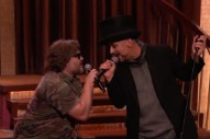 Watch Death Cab For Cutie Perform, Boy George &#038; Jack Black Cover The Doors On <em>Conan</em>