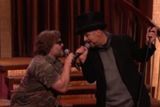 Boy George and Jack Black on Conan