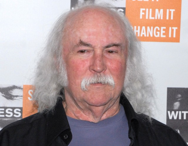 David Crosby Still Really Hates Kanye West