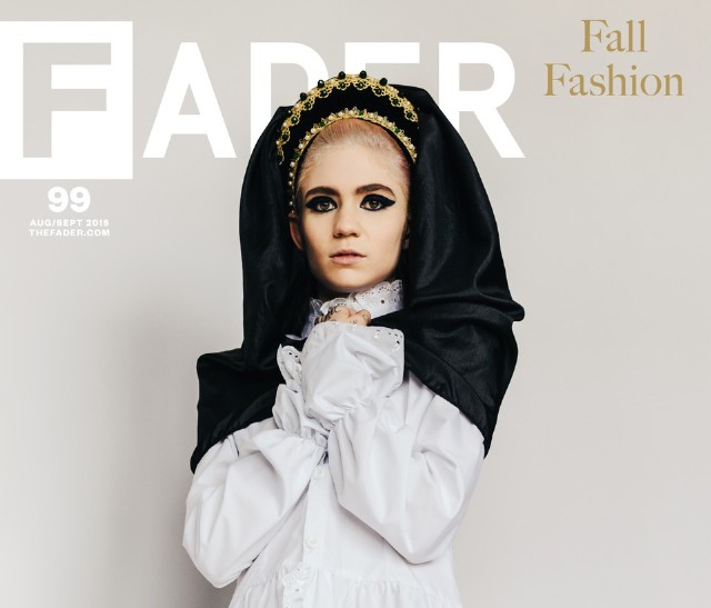 """Grimes Teases """"Happy And Angry"""" Album Full Of Diss Tracks, Guitar"""