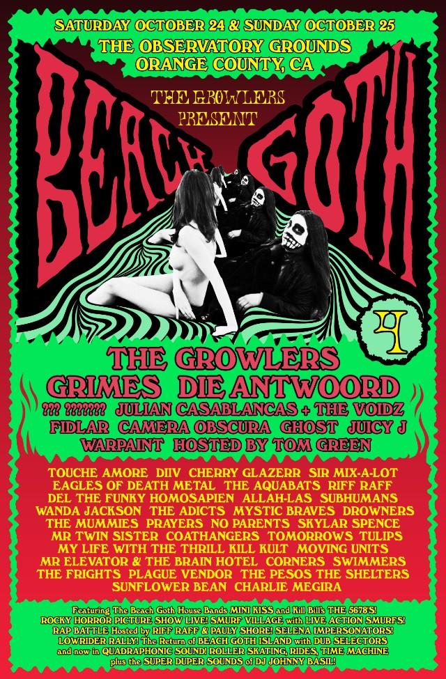 Beach Goth 4