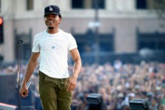 "Chance The Rapper Discusses His ""Masterpiece"" Album With Lil B, The Drake/Meek Mill Feud"