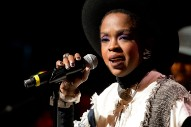 Lauryn Hill Cancels London Show, Says She's Banned From Entering The UK
