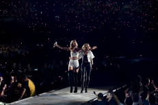 Taylor Swift and Rachel Platten