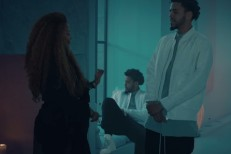 Janet Jackson - No Sleeep video