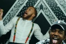 "Jidenna – ""Classic Man (Remix Feat. Kendrick Lamar)"" Video"