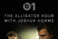 Hear Josh Homme & Arctic Monkeys' Alex Turner Exchange Dour One-Liners On Beats 1 Radio