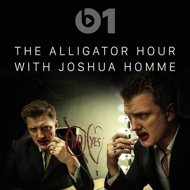 Josh Homme Beats 1 Radio