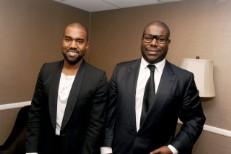 Kanye West Steve McQueen