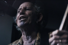 "Keith Richards – ""Trouble"" Video"
