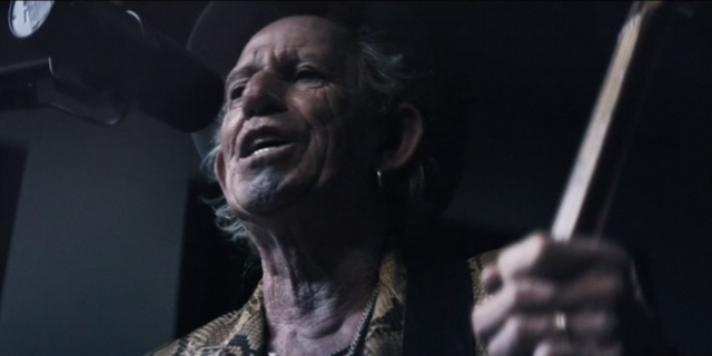 Keith Richards - Trouble