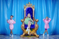 "LIZ – ""When I Rule The World"" Video"