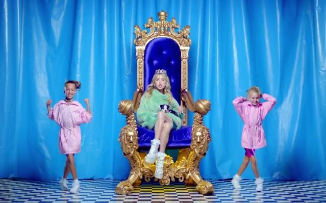 LIZ - When I Rule The World video