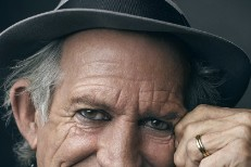 "Keith Richards – ""Trouble"""
