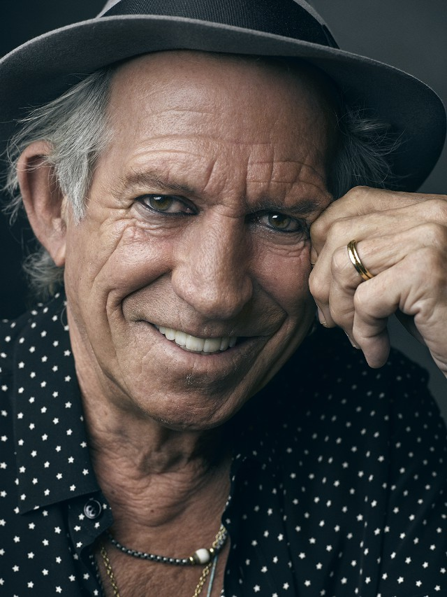 Keith Richards Announces First Solo Album In 23 Years