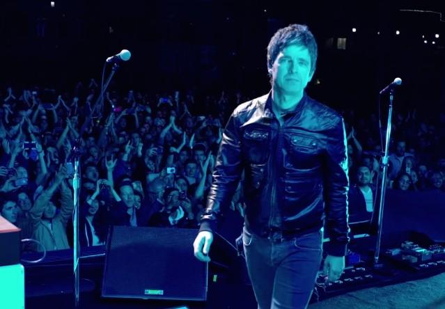 Noel Gallaghers High Flying Birds - Lock All The Doors video