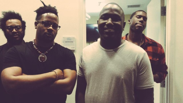 Open Mike Eagle and Hannibal Buress